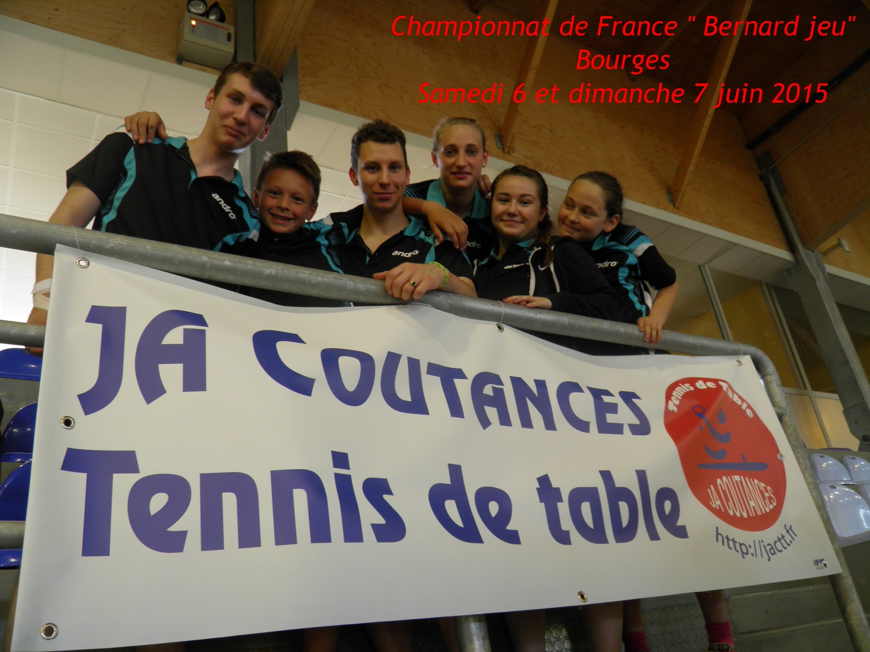 Comite departemental de tennis de table de la manche - Championnat de france de tennis de table ...